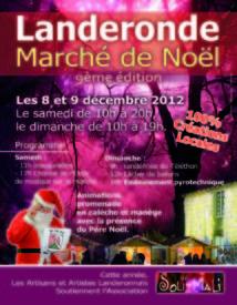 9 eme édition du  Marché de Noël de Landeronde