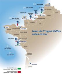 La création d'un parc éolien au large de l'Île d'Yeu et de Noirmoutier sur la bonne voie