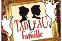 """Théâtre avec """"Tableau de famille """" à Saint Mathurin"""