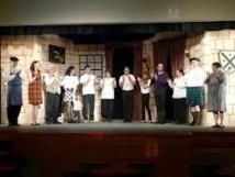"""La troupe de théâtre """"L'envers du décor """" sur scène à partir du 8 février"""