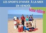 La Barre de Monts / Fromentine,  1ère station « Sports d'Hiver » en Vendée