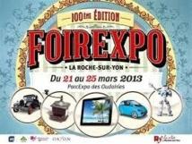 La  Foirexpo de la Roche-sur-Yon fête sa 100ème édition au Parc Expo des Oudairies !