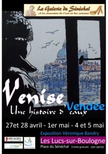 Venise , Vendée, une histoire d'eaux