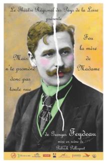 Feydeau : Feu la mère de Madame et Mais n'te promène donc pas toute nue ! le 15 avril à Talmont