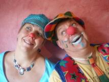 Rencontre avec Xavier Petit  clown accompagnant