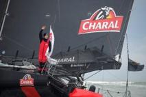 Jérémie Beyou (Charal) 13e du Vendée Globe