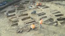 Un cimetière mérovingien mis au jour à Mortagne-sur-Sèvre