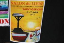 19ème Salon du Livre de Saint- Gervais les 6 et 7 avril