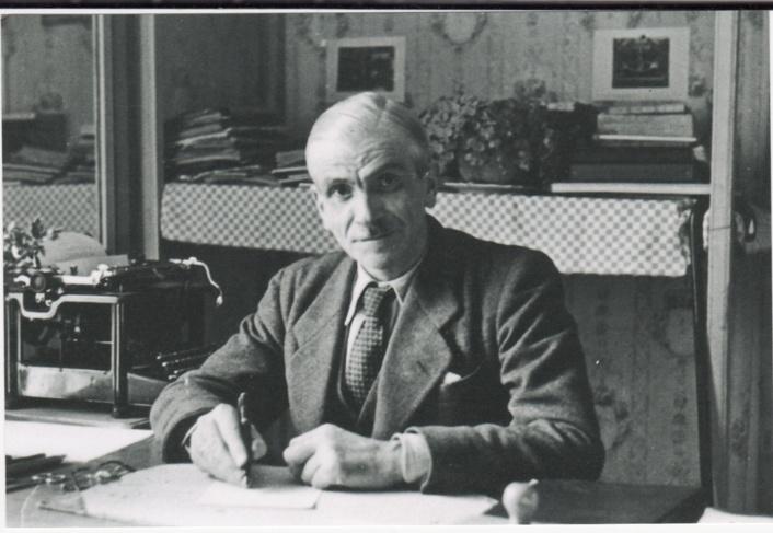 Une causerie à la  découverte de Louis Chaigne