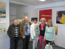 Talmont-Saint-Hilaire: un tapis rouge chez les commerçants et les artistes
