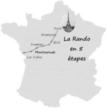 J-6 avant le top départ de la randonnée cyclotouristique organisée par l'association des Vendéens de Paris en direction des Sables-d'Olonne