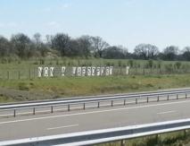 La coordination des opposants au transfert de l'aéroport de Nantes à Notre-Dame-des-Landes organise samedi 11 mai une chaîne humaine.