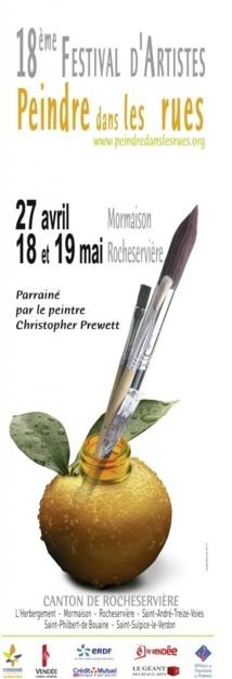 Rendez-vous les 18 et 19 mai à Rocheservière pour la clôture du 18ème festival !
