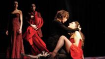 Théâtre avec Bérénice au Théâtre de Thalis