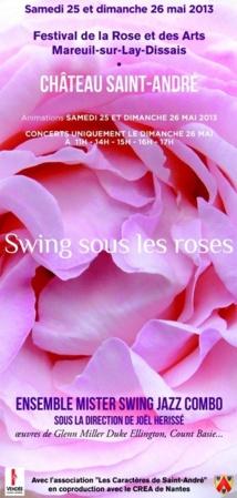 Le Festival de la Rose et des arts est un hommage à la reine des fleurs et à l'artisanat ce dimanche