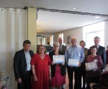 Talmont-Saint-Hilaire: finale du premier concours national de dictée