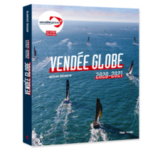 Sortie du livre officiel retraçant l'édition 2020-2021 du Vendée Globe !