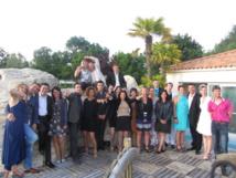 Le public a pu découvrir les douze équipes du Marais Express 2013 lors d'une soirée de présentation qui s'est déroulée samedi soir