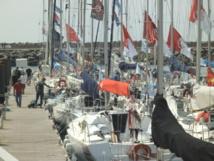 """Il était une fois la Course Croisière des Ports Vendéens: arrivée aujourd""""hui à Port Bourgenay"""
