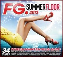 """""""FG SummerFloor 2013"""" dans les bacs aujourd'hui"""