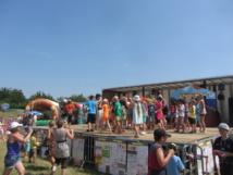 Talmont-Saint-Hillaire: les moules en fête au Port de la Guittière