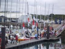J - 10 pour la Transgascogne 6.50: 26 -27 juillet : Port Bourgenay aux couleurs de l'Espagne