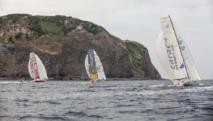 Les Sables - Horta - Les Sables: GDF SUEZ en passe de gagner la seconde étape de la course  et le général.