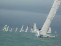 Transgascogne 6.50: prologue samedi  en rade de Port Bourgenay