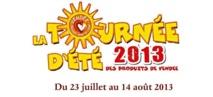 13ème Tournée d'Eté des Produits de Vendée du 23 juillet au 14 août