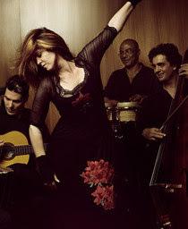 Noirmoutier: Agnès Jaoui en concert ce soir avec « Siempre al sul » à 21h30