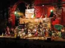 """Festival de l'Île Chauvet: ce soir 21h30, dernière représentation de la comédie musicale """"Un de la Canebière""""."""