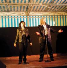 Un duo de charme ovationné par le public