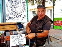 Jean Michel Sénécal artiste libre