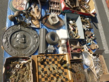 Les  brocantes du week end en Vendée
