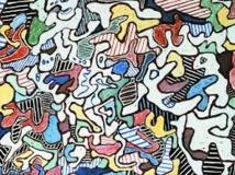 Chaissac-Dubuffet plume et pinceau du 13 octobre au 26 janvier 2014