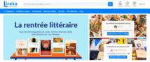 Lireka, la librairie universelle en ligne Un million de livres en français livrés gratuitement dans le monde
