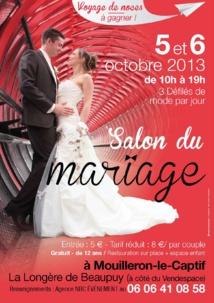 Un salon du mariage samedi et dimanche à La Longère du Beaupuy
