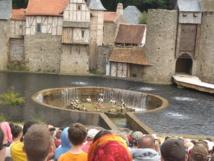 """Le Puy du Fou sacré """"meilleur parc d'Europe 2013"""""""