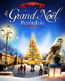 C'est Noël au Puy du Fou