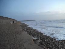 Risques de vagues et submersions le lundi 6 janvier 2014 à 16h