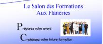 Un salon de la formation aux Flâneries ce samedi 8 février à partir de 9h30