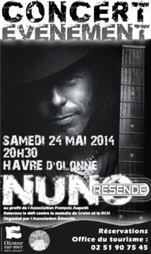 Concert de Nuno Resende