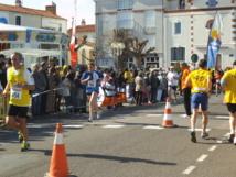 Le Jogging Club Sablais organise la 13ème édition de son 10 km le samedi 26 avril à La Chaume