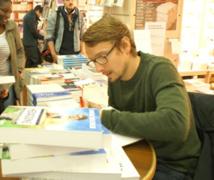 Lorànt Deutsch président du Printemps du livre 2014