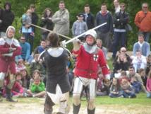 Le château de Talmont en fête ce samedi