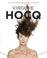 """Virginie Hocq """" Sur le fil"""", le jeudi 20 novembre à 20h30"""