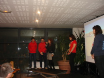 Des étudiants EGC Vendée engagés dans l'action humanitaire et l'aventure !