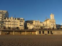 Fermeture préventive de la plage des Sables d'Olonne