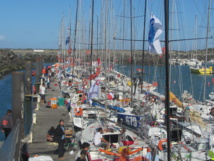 Une première sur la Transgascogne 6.50 : Ofcet et Pogo 3 bateaux de série