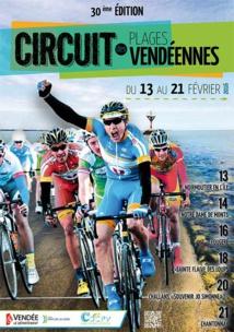 Circuit des Plages Vendéennes départ le 13 février